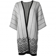 Barts Dawn cape Pulóver,sweatshirt D (bw-3511-r_002-grey)