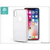 Devia Apple iPhone X hátlap - Devia Ceo - white