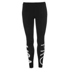 USA Pro női leggings - USA Pro Jersey Leggings - fekete