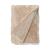 WILD THING takaró, homok színű, 150x200cm