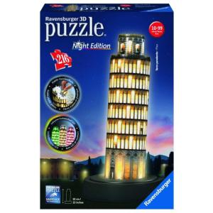 Ravensburger Ferde torony (Éjszakai Edition) 216 darab 3D
