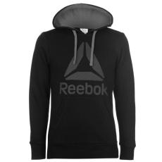 Reebok Graph férfi pulóver fekete S