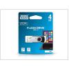 4 GB USB pendrive - Goodram UTS2 - USB 2.0 - black/silver