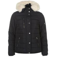 Golddigga női kabát - Golddigga Bubble Jacket Ladies - kék