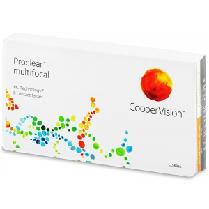 Coopervision Proclear Multifocal XR (6 db lencse)