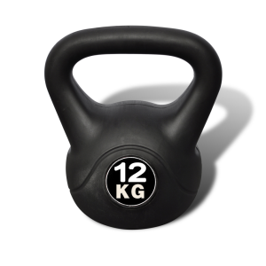 vidaXL Kettlebell 12 kg