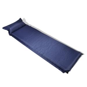 vidaXL Gumimatrac 10 x 66 220 cm Kék