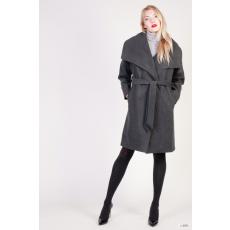 Fontana 2.0 női Kabát ADORATA_GRIGIO-fekete
