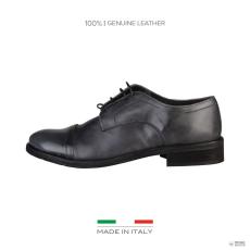 Made In Italia készült Italia férfi alkalami cipő ALBERTO_GRIGIO
