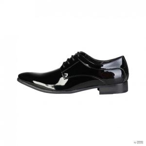 Duca di Morrone férfi alkalami cipő GEORGE_fekete