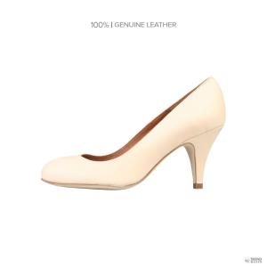 Arnaldo Toscani női körömcipő & Heels 7181101_medálE természetesE