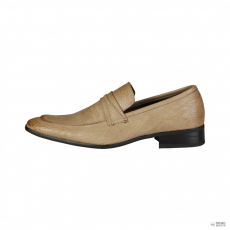 V 1969 by Versace férfi Moccasins BARRY_CUOIO_VIPERA