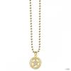 Guess Női Lánc nyaklánc ékszer nemesacél arany UBN21600