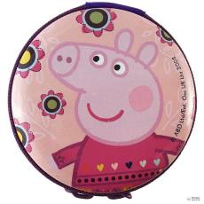 CYP IMPORTS pénztárca Peppa Pig fém gyerek