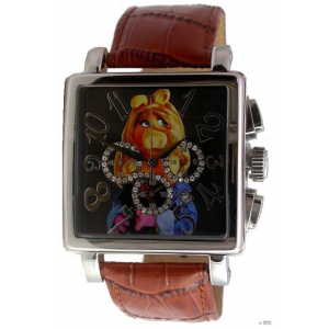 Disney Chrono Miss Piggy 9658 Óra Karóra