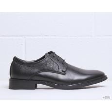 Duca di Morrone férfi alkalami cipő BART_fekete