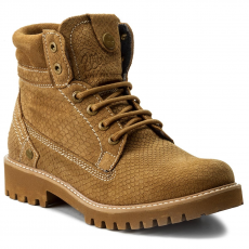 Wrangler Bakancs WRANGLER - Creek Light Snake WL172509 Tan Yellow 24