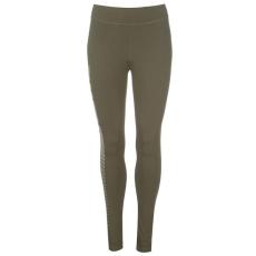 Puma női leggings - Puma Logo Leggings - oliva