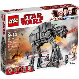 LEGO Első rendi nehéz támadó lépegető 75189
