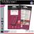 Myscreen Samsung Galaxy Tab S2 9.7 3G - LTE (2016) (SM-T819)- Képernyõvédõ fólia törlõkendõvel (1 db-os) CRYSTAL áttetszõ