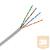 KELine 799053-Eca-RLX UTP (U/UTP) 4x2xAWG24 kábel, Kategória 5E, 300 MHz, Euroclass Eca, 305 m-es doboz