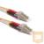 KELine P05D-LCLC-020 Duplex LC-LC patch kábel, OM2 50/125 µm, 2 méter