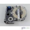 Epson LC-2TLW utángyártott feliratozószalag kazetta 6 mm * 8m átlátszó alapon kék nyomtatás