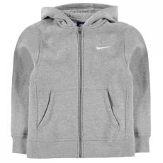 Nike Fundamentals cipzáras kapucnis pulóver gyerek