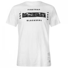 Firetrap Blackseal Hindenberg póló