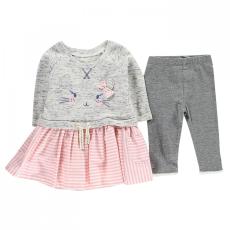 Crafted Dress and leggingsz szett baba lány