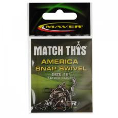 MAVER MT Snap Swivel 81