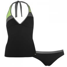Nike College Halter nyakpántos tankini női