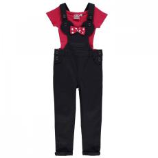 Disney kantáros nadrág és póló szett kislány
