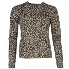 Golddigga mintás kötött pulóver női