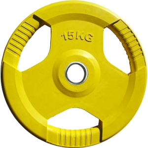 51 mm-es Design színes tárcsasúly 15 kg