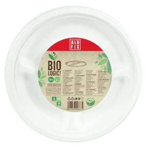 """ALUFIX Menü tányér, 26 cm, 3 részes, ALUFIX, """"BioLogic"""""""