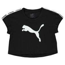 Puma Tape Crop Leisure póló gyerek lány