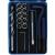 BGS Technic 14 részes menetjavító készlet, M12X1.0 (BGS 9437)