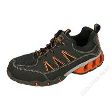 Cerva CODDA S1P SRA cipő, barna