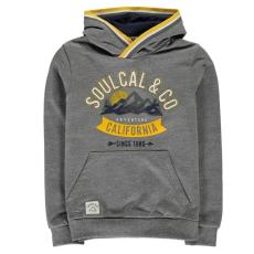 SoulCal gyerek kapucnis pulóver - SoulCal Hoodie Junior