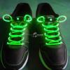 (5 színből választhatsz) 1 pár LED cipőfűző (zöld)