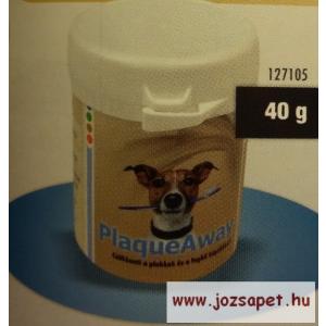 PlaqueAway fogkő elleni kiegészítő 40g
