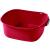 CURVER négyzetes mosdótál 10L , piros 02337-574