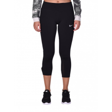 Nike W NK PWR EPIC RUN CROP  RUNNING NADRÁG