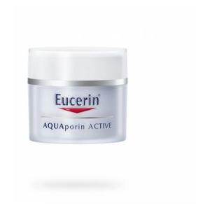 Eucerin AQUAporin ACTIVE Hidratáló Nappali arckrém normál, vegyes bőrre 50 ml