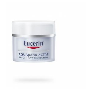 Eucerin AQUAporin ACTIVE SPF 25+ arckrém 50 ml