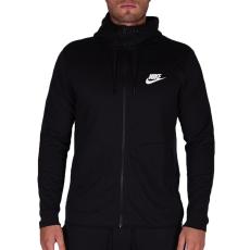Nike Mens Nike Sportswear Advance 15 Hoodie férfi kapucnis cipzáras pulóver fekete XXL