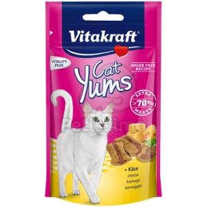 Vitakraft Cat Yums sajttal macskának 40 g
