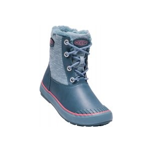 Keen Elsa Boot Wp Jr captains blue/sugar coral US 1 (32/33 EU)
