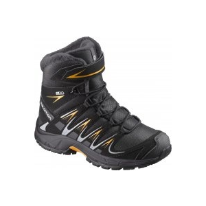 Salomon Xa Pro 3D Winter Ts Cswp J Black/India Ink 31